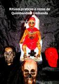 Rituais,praticas e rezas de Quimbanda e Umbanda
