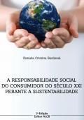 A Resp.Social Consumidor do S.XXI perante Sustentabilidade