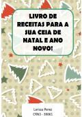 Livro De Receitas Para A Sua Ceia De Natal E Ano Novo