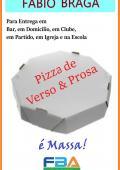 PIZZA DE VERSO & PROSA
